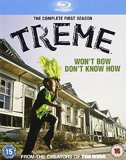 Treme - Series 1 [Edizione: Regno Unito] [Reino Unido] [Blu-ray]