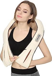ماساژور گردن و شانه گردن و گرما ، فشار عمیق بافت زانو 3 بعدی