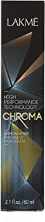 Lakme Chroma Amonia Free Permanent Hair Color 5/00 Light Brown