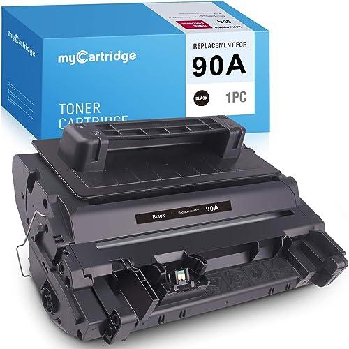new arrival MYCARTRIDGE Compatible Toner Cartridge Replacement for HP 90A CE390A for Laserjet Enterprise M4555 M602DN M602N online M602X M603DN M603N M4555F M4555H M603XH M4555FSKM (Black, popular 1-Pack) online