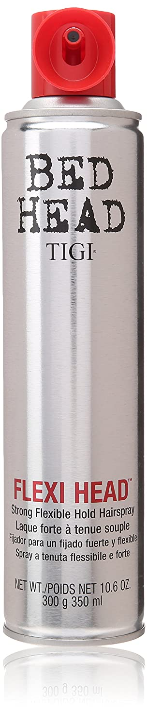 元のアート元のby Tigi FLEXI HEAD HAIR SPRAY 10.6 OZ by BED HEAD