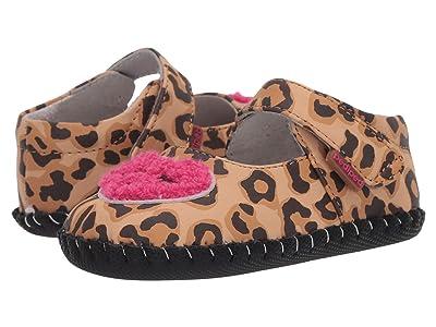 pediped Sweetie Originals (Infant) (Leopard) Girl