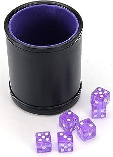 Best dice cup set Reviews
