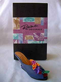 Just The Right Shoe by Raine New Metal Tent Sign Display Card RARE HTF ONLY ON