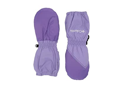 Columbia Kids Chippewatm Long Mitten (Toddler) (Paisley Purple) Extreme Cold Weather Gloves