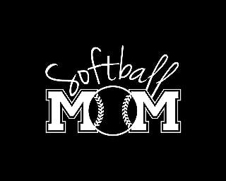 Best softball mom car decal Reviews