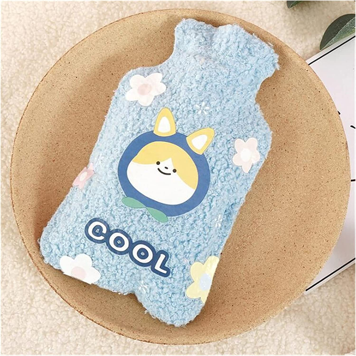 YIXINGSHANGMAO New popularity 1PCs Keep Warm Cute Therap New sales PVC Relief Stress Pain