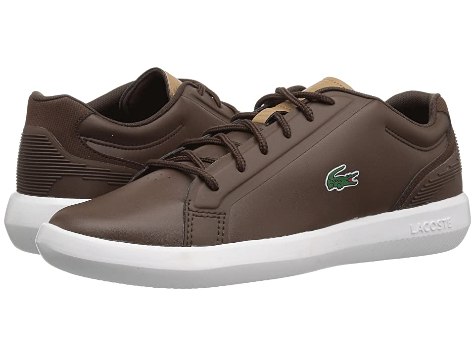 Lacoste Avantor 118 1 (Brown/Light Tan) Men
