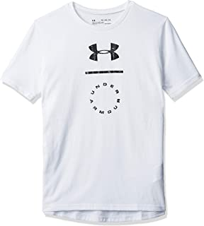 Under Armour Boy's Gametime Logo T-Shirt