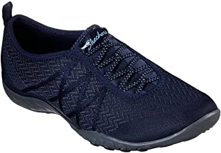 Skechers Women's Breathe-Easy - Made Ya Look Navy