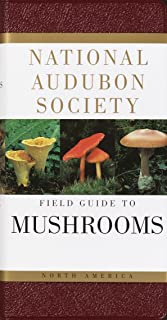 National Audubon Society Field Guide to North American Mushrooms (National Audubon Society Field Guides)
