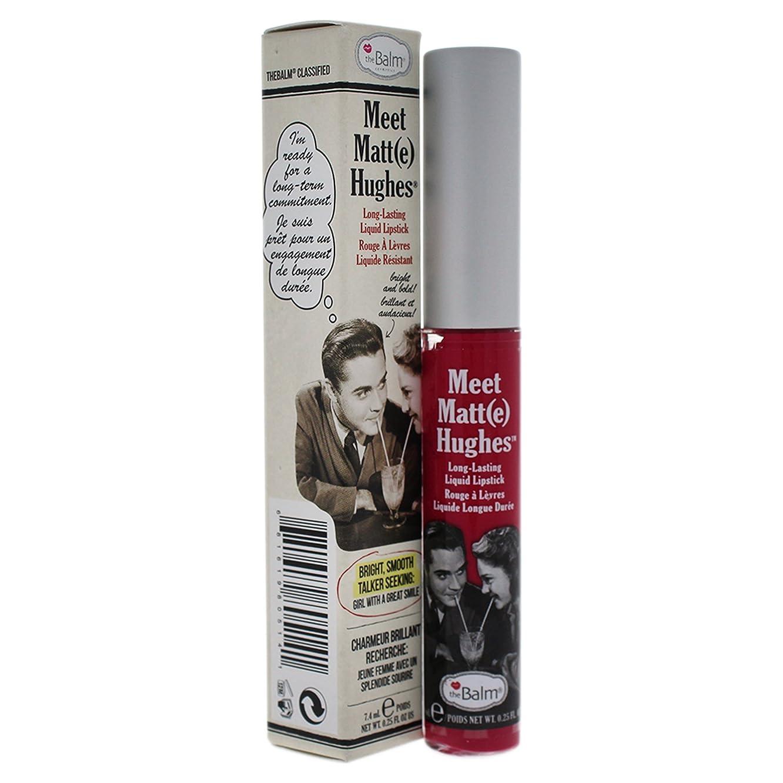 ポップグッゲンハイム美術館アラスカThebalm Meet Matt- e Hughes Long-Lasting Liquid Lipstick Sentimental (並行輸入品) [並行輸入品]
