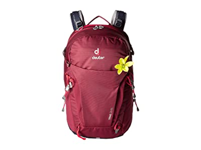 Deuter Trail 24 SL (Maroon/Navy) Backpack Bags