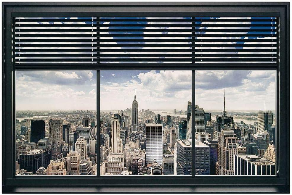 outlet Artopweb Decorative Panel Charlotte Mall Multicolored Inch 35.5x23.5
