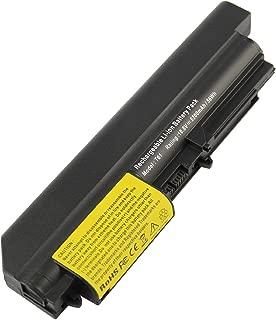 Futurebatt Laptop Battery for 42T5263 42T5229 IBM Lenovo ThinkPad T61 T61u T61p R61 R61i (14.1 widescreen) T400 R400 P/N: 43R2499 42T4644 41U3198