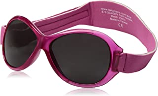 Banz Baby Retro Banz Sunglasses, Pink