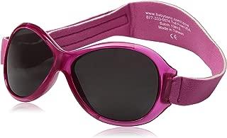 Baby Banz Retro Sunglasses, Pink