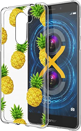 coque huawei honor 6x ananas