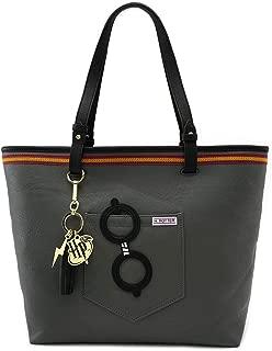 Loungefly Harry Potter Gryffindor Grey Tote Bag