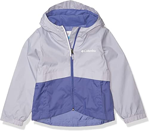 Columbia Girls' Rain-zilla Reflective Jacket