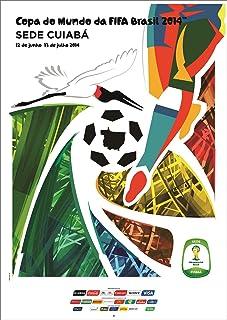 Get Motivation Brazil 2014 FIFA World Cup Poster 12