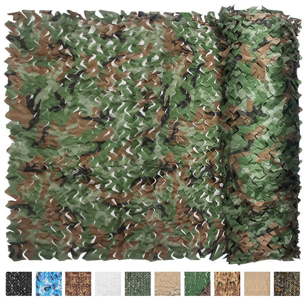 IUNIO Camouflage Retardant Screening Decoration