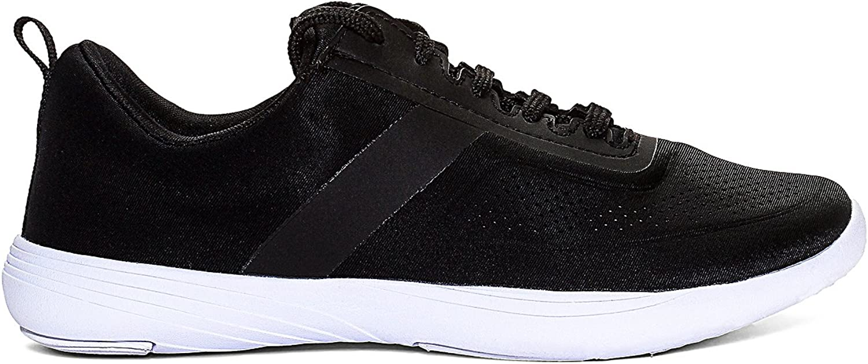 Pastry Studio Trainer Low-top Lightweight Sneaker, Black/White Fitness Sneaker