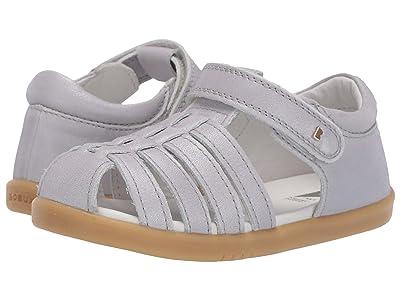 Bobux Kids I-Walk Jump Sandal (Toddler) (Silver Shimmer 1) Girl