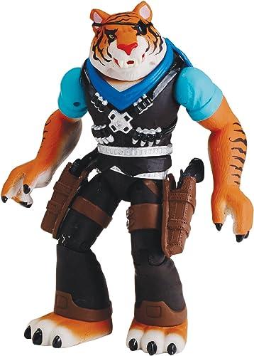 TMNT ミュータントタートルズ ニコロデオンシリーズ アクションフィギュア タイガークロウ   TEENAGE MUTANT NINJA TURTLES TIGER CLAW