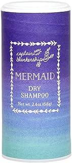 Captain Blankenship – Champú orgánico de sirena seca, 2 onza