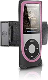 Digital Lifestyle Outfitters Action Jacket for iPod nano 4G (Black/Pink) (Discontinued by Manufacturer)