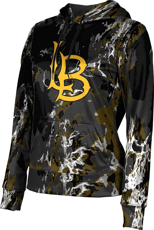 ProSphere California State University Long Beach Girls' Pullover Hoodie, School Spirit Sweatshirt (Marble)