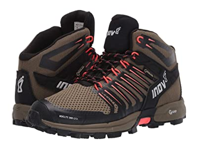 inov-8 Roclitetm 345 GTX (Brown/Coral) Women