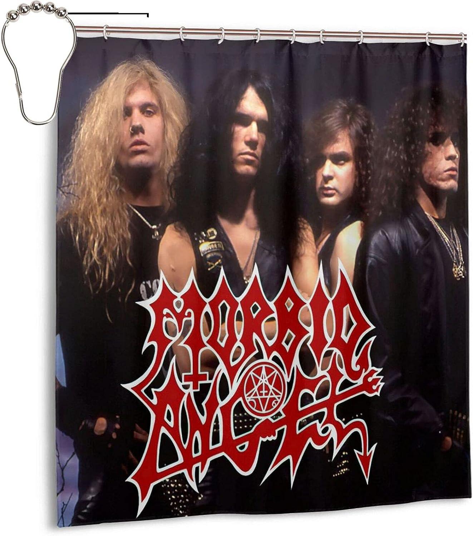 Morbid Angel El Paso shop Mall Shower Curtain Polyester Curtains Conte Bath