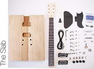 The FretWire DIY Electric Guitar Kit - Cut Your Own Shape Advanced Guitar Kit