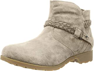 Women's Delavina Suede Ankle Boot