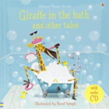 Giraffe In The Bath And Other Tales With  (+ CD) (Phonics Readers)