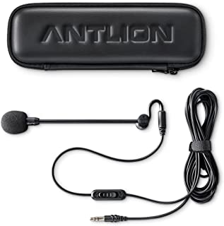 Antlion Audio ModMic Attachable Boom Microphone - Noise Cancelling with Mute Switch
