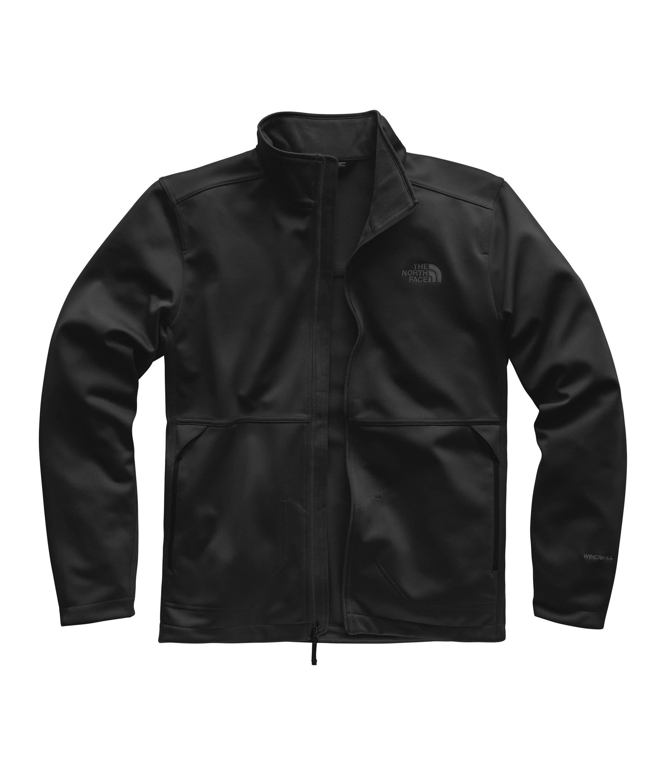 North Face Canyonwall Jacket Black