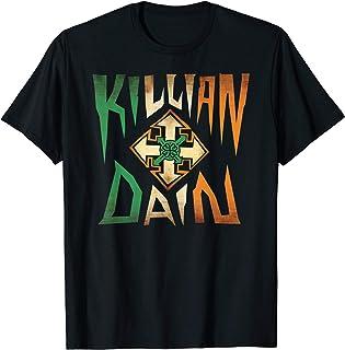Killian Dain St. Patrick's Day Graphic T-Shirt