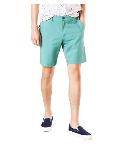 Dockers Supreme Flex Ultimate Shorts (Dusty Turquoise) Men