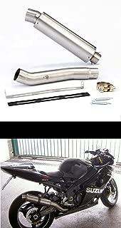 2001-2004 Suzuki GSX-R 1000 Titanium GP Exhaust K1-K4