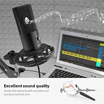 Explore Microphones For Streaming Amazon Com