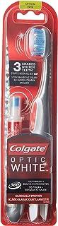 Colgate Optic Whitening Pen and toothbrush
