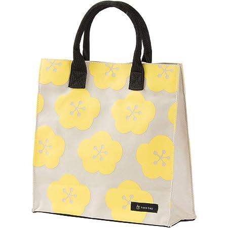 [ハコバッグ] hacobag トートバッグ h0413 lemon flower レモンフラワー S