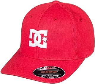 Shoes Boys Dc Shoes Cap Star Flexfit Hat For Boys 8-16 Adbha03095