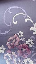 PVCWallpaper Red-brown-beige53 cm x 10.05 m