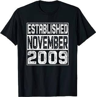 established t shirt