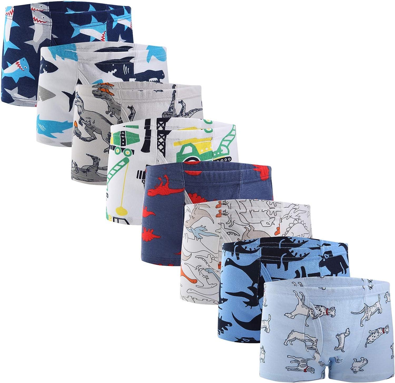 Boys Boxer Briefs Shorts Cotton Ranking TOP5 Kids Underwear Baby Toddler Soldering for