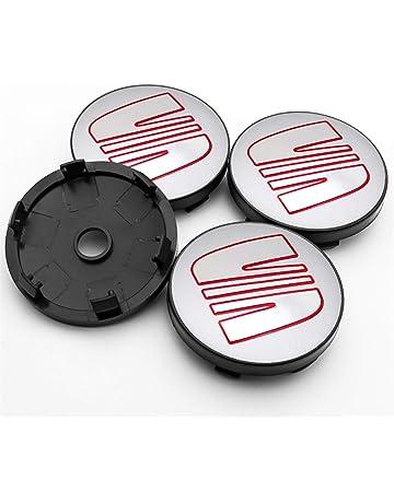nuevo * 4x universal radnabenkappe embellecedores llantas tapa tapa gris Ø 60 mm
